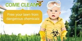 Come Clean Organic Lawn Care - Clean Air Lawn Care